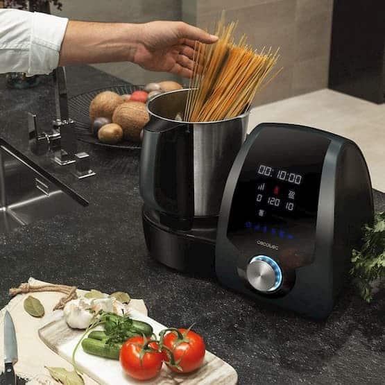 Cecotec Robot de Cocina 8090 opiniones
