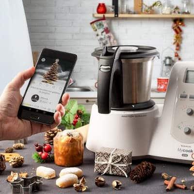 Robots de cocina para cocinar