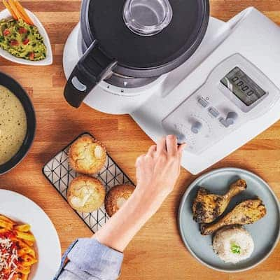 taurus mycook robot de cocina opiniones
